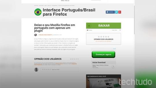 Cinco curiosidades sobre o Firefox
