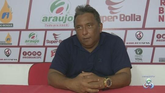 Atlético-AC convida ex-dirigente do Rio Branco-AC para assumir direção de futebol