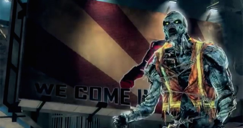 Call of Duty: Online desafia a lógica e adiciona robôs zumbis ao jogo
