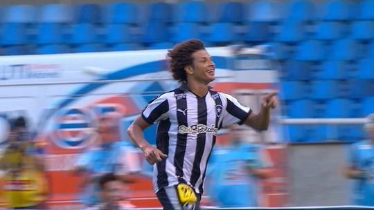 Daniel Carvalho e Arão participam de 55% dos gols do Botafogo na Série B