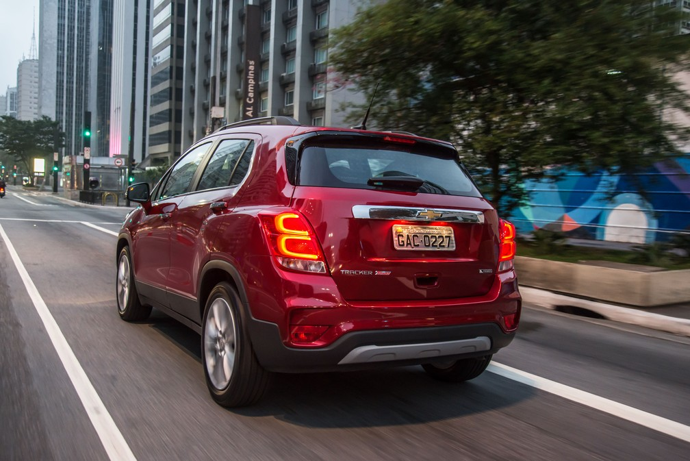 Chevrolet Tracker Premier (Foto: Divulgação)