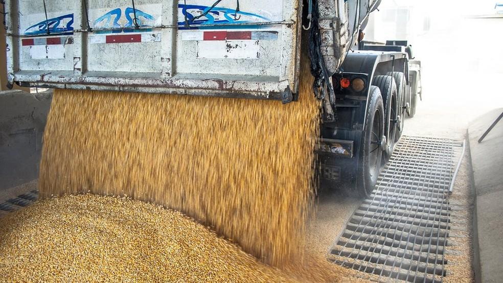 Caminhões respondem por 70,6% do transporte de carga nos EUA. (Foto: Getty Images)