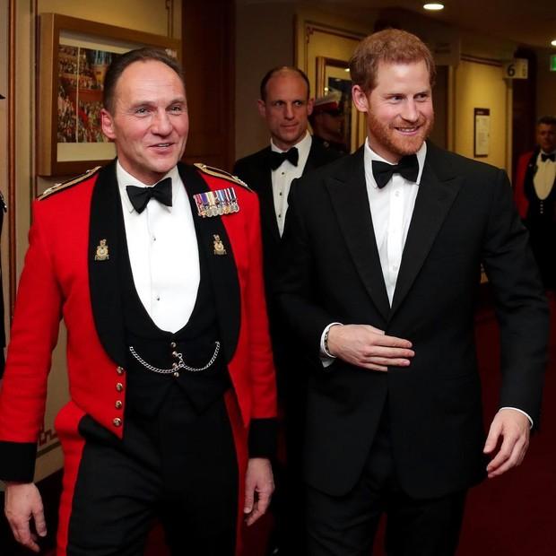 Príncipe Harry (Foto: Reprodução/Instagram)