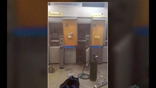 Bandidos tentam roubar agência bancária em São Miguel do Guamá
