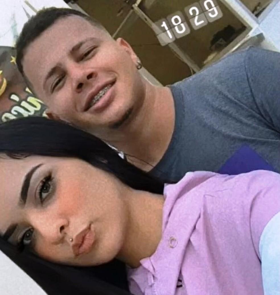Casal de Araraquara morreu em acidente na rodovia SP-331 — Foto: Reprodução/Facebook