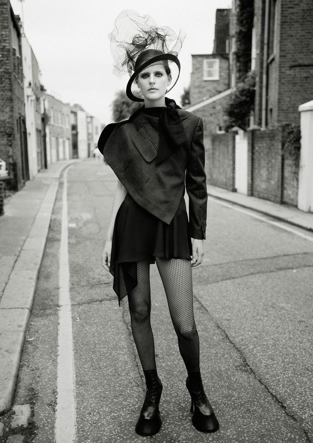 Stella Tennant (Foto: Steven Meisel)
