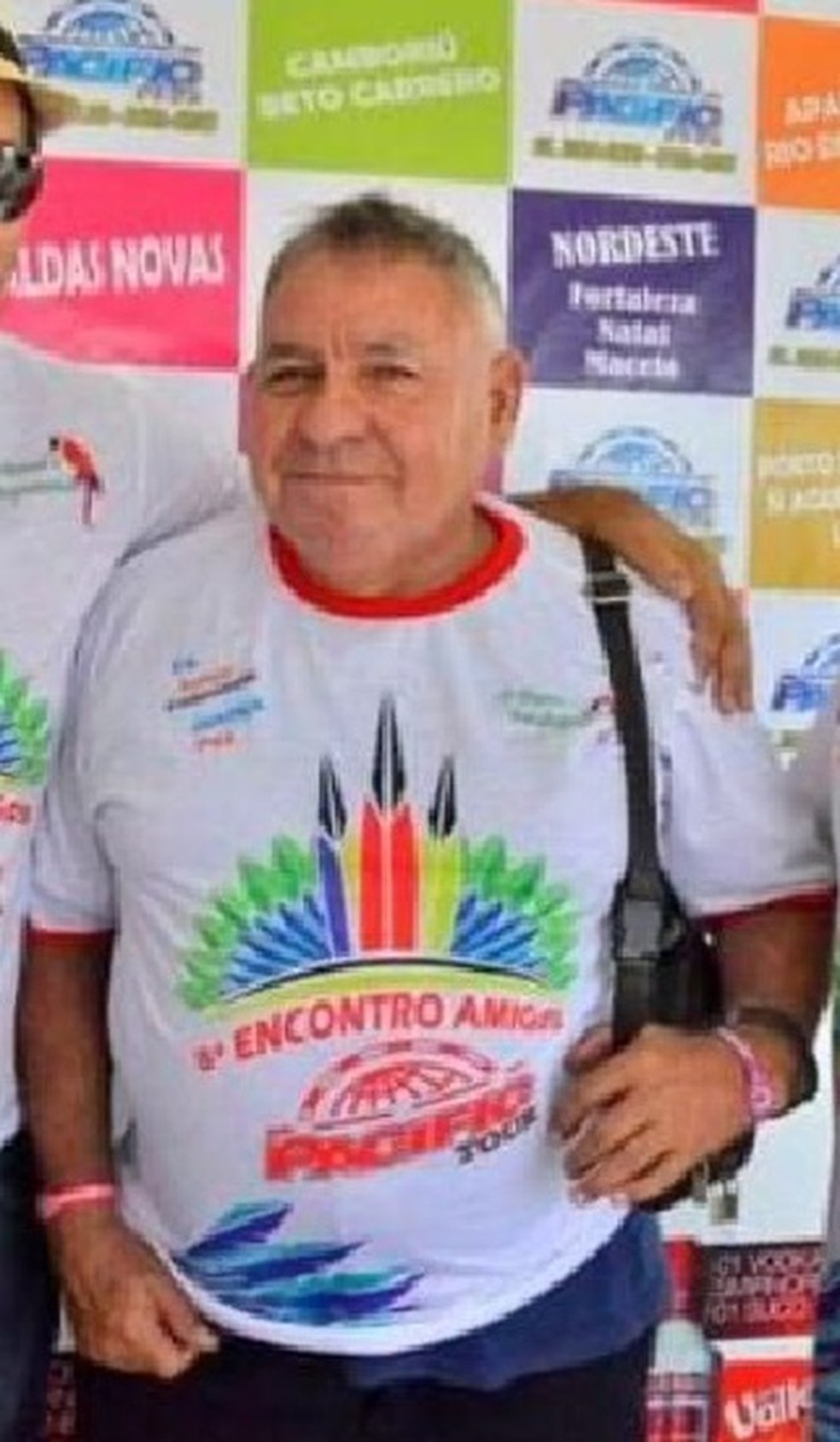 Nicomedes Francisco Pinto Lopes, de 69 anos, foi sequestrado e morto — Foto: Arquivo pessoal