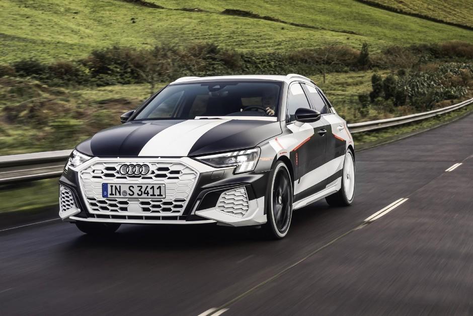 Audi A3 Sportback - Frente (Foto: Divulgação/Audi)