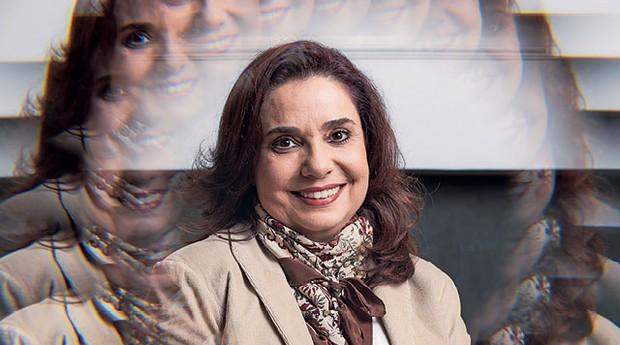 Ana Paula Candeloro, do Projeto Caleidoscópio: aulas de gestão e networking para refugiados  (Foto: Marcus Steinmeyer)