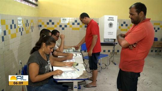 Eleição suplementar de Santa Luzia do Norte, AL, tem 15,44% de abstenções, aponta TSE