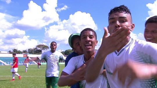 Victor Ramos, parceria e ingressos: Palmeron comenta assuntos e mostra novo uniforme do Guarani