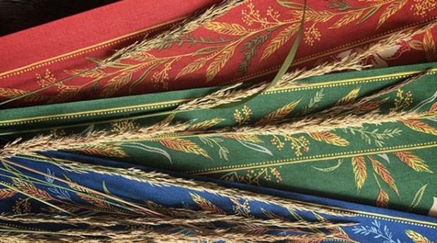 Nathalie Farman-Farma: tecidos da designer resgatam tradições (Foto: Divulgação/Instagram)