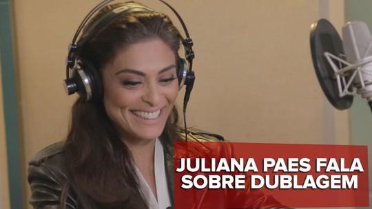 Juliana Paes conta como conciliou Bibi Perigosa com personagem infantil para fazer 'surpresa' aos filhos