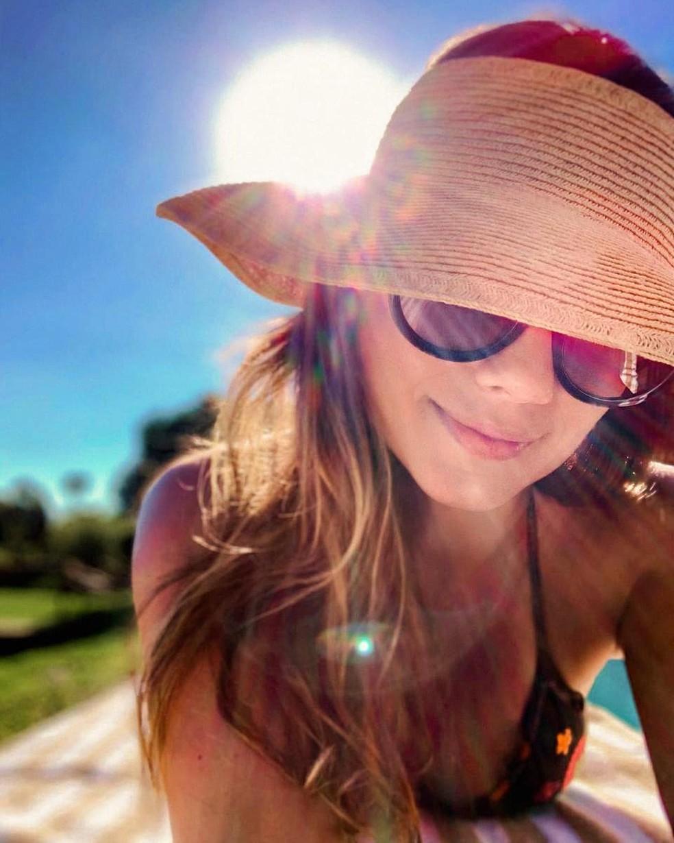 Paula Fernandes reflete sobre lidar com a depressão. — Foto: Reprodução/Instagram