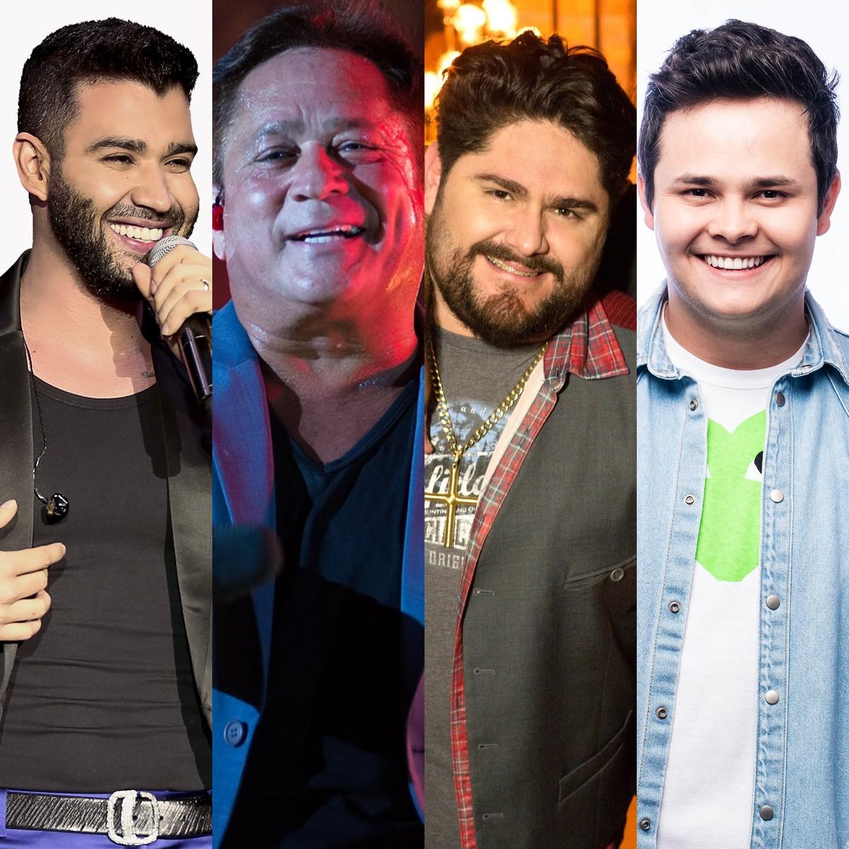 Villa Mix em Casa: 2ª edição do festival acontece neste domingo com Gusttavo Lima e mais sertanejos | Música