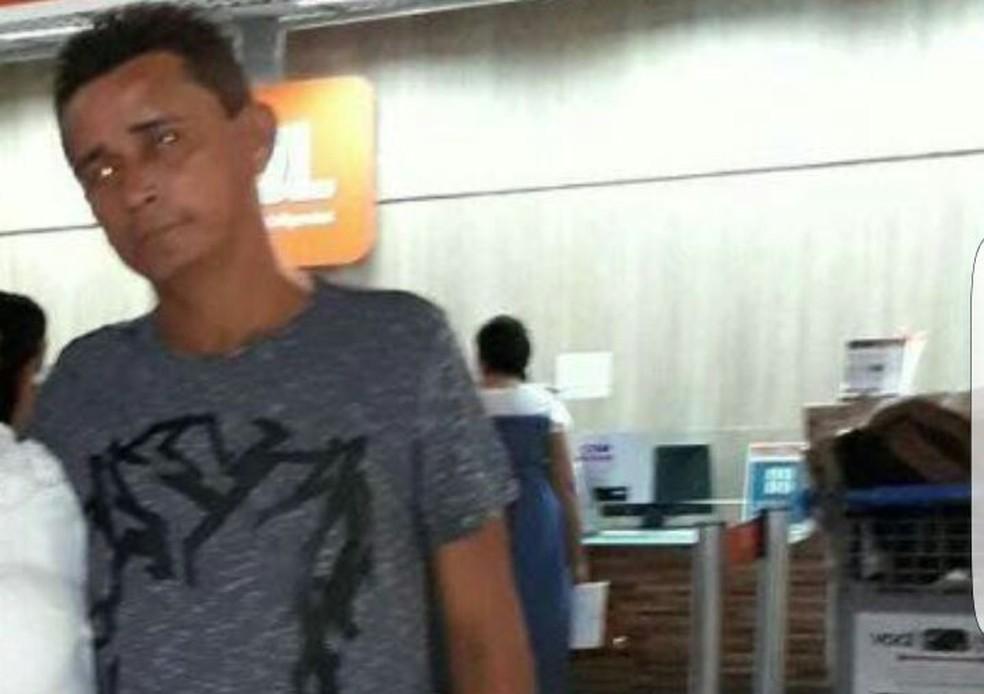 Wandson Martins, de 38 anos, foi decapitado nesta quinta-feira (10) (Foto: Arquivo da família)