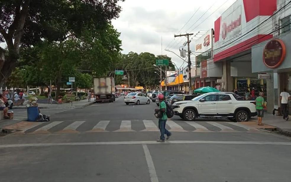 Cruz das Almas, na Bahia — Foto: Divulgação/Prefeitura de Cruz das Almas