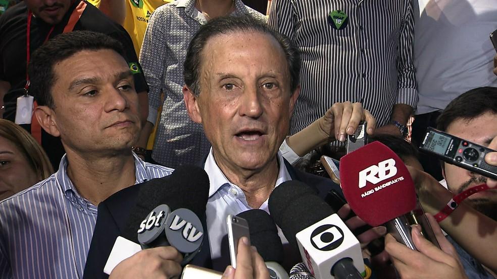 Paulo Skaf (Foto: Reprodução/TV Globo)