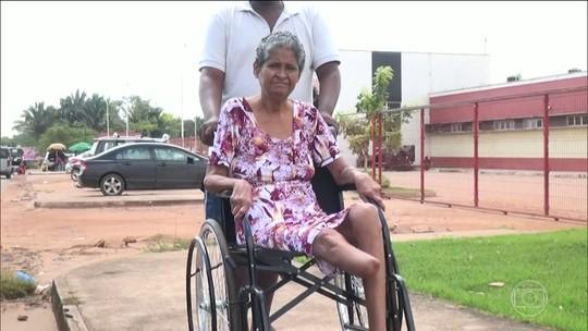 Idosa morre sem receber atendimento na porta de um hospital no Maranhão