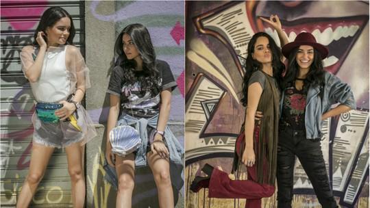 Looks para curtir o Rock in Rio: Carol Macedo e Talita Younan dão dicas de moda
