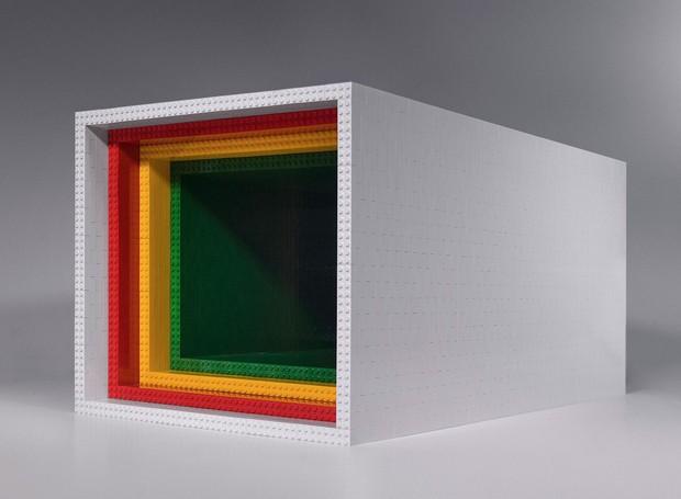 O criador pensa em reproduzir o móvel em outras cores para a venda (Foto: Deezen/ Reprodução)