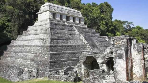 Estima-se que, em Palenque, apenas 15% dos 1.500 edifícios tenham sido escavados (Foto: GETTY IMAGES via BBC)