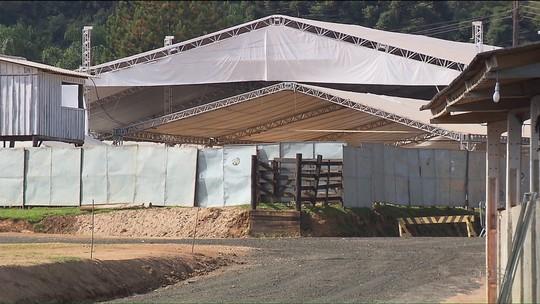 Justiça impede shows da Festa da Cebola de Campo Magro por suspeita de fraude em licitação