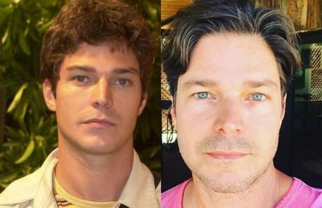Erik Marmo foi João Pedro, um namorado de Sandy. Morando nos EUA, trabalha como apresentador João Miguel Júnior / Reprodução Instagram