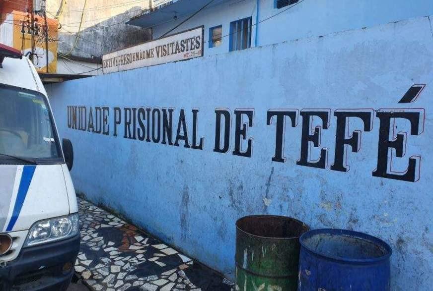 Por risco de contágio, habeas corpus coletivo pede prisão domiciliar para detentos com Covid-19 em Tefé, no AM