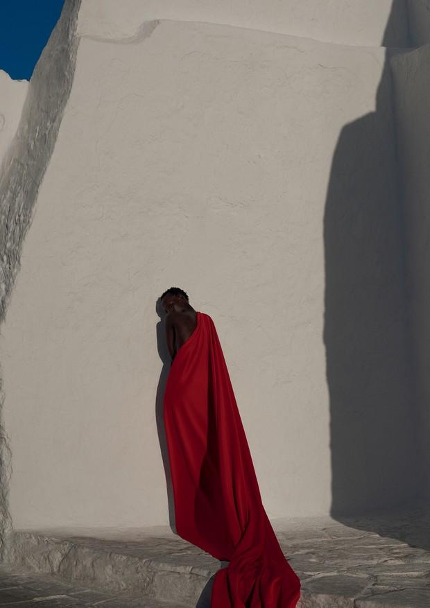Vestido, Cholet. (Foto: Zee Nunes)