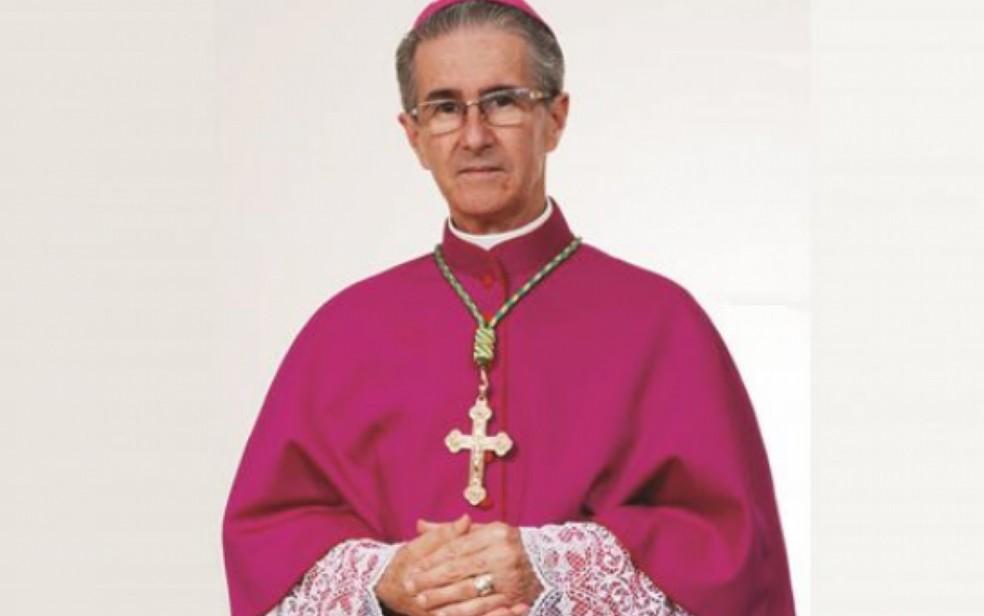 Dom Paulo Mendes Peixoto auxilia nas atividades da diocese de Formosa (Foto: CNBB/ Divulgação)
