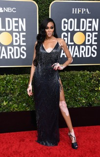 Winnie Harlow usa LaQuan Smith