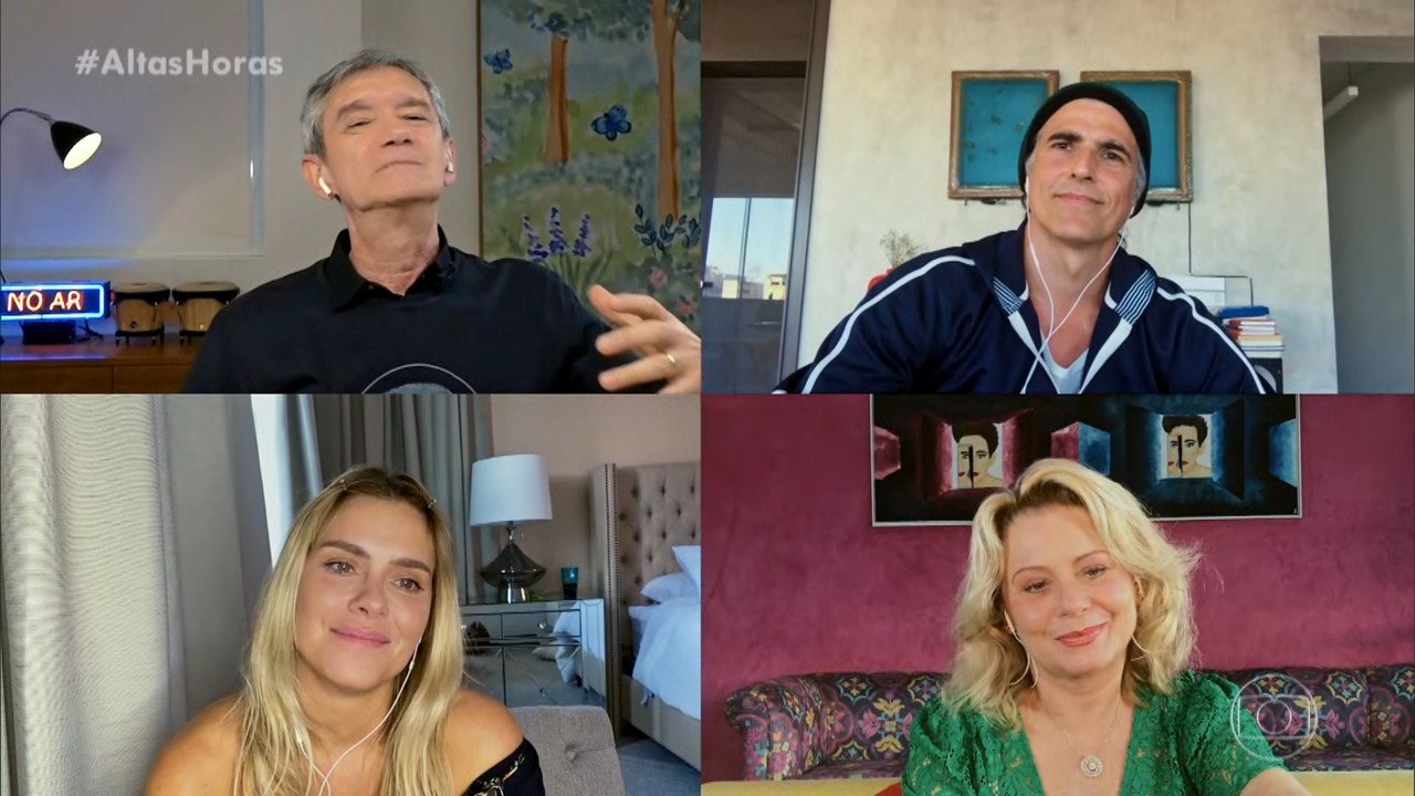 Laços de Família: Carolina Dieckamnn, Vera Fisher e Reynaldo Gianechinni lembram da novela