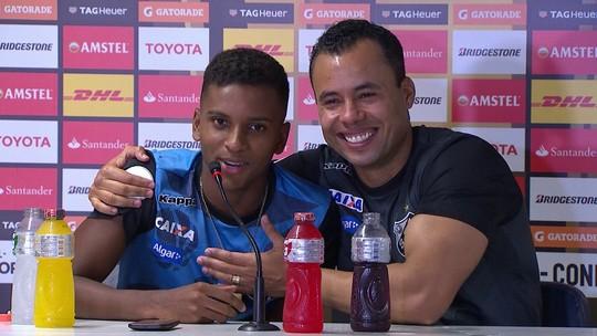 Jair vê melhor jogo do Santos no ano e diz que não vai priorizar Libertadores