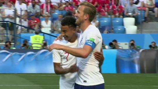 Harry Kane faz três gols e supera CR7 e Lukaku na artilharia da Copa