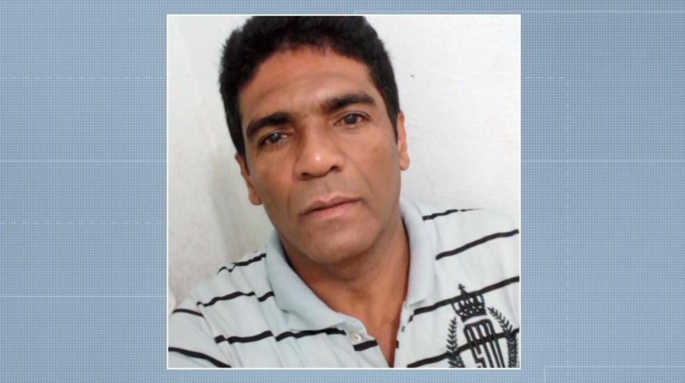Juarez Ferreira é o principal suspeito de esfaquear e matar a ex-mulher em Mogi Mirim — Foto: Reprodução/EPTV