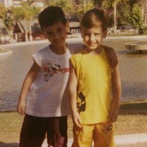 Lucas Oliveira presta homenagem ao irmão Matheus Oliveira (Foto: Instagram / Reprodução)