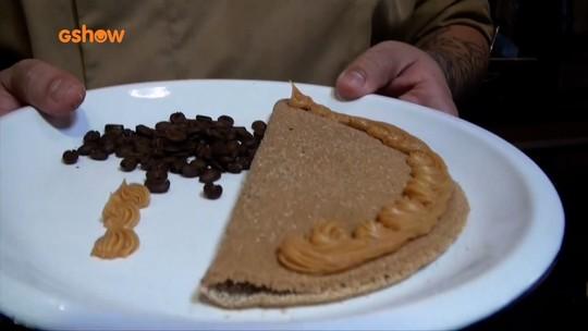 Tapioca de Café é dica culinária com inspiração em 'Orgulho e Paixão'