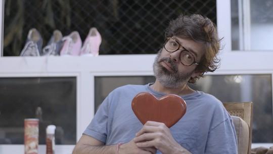 Bruno Mazzeo fala sobre repercussão de 'Diário de um Confinado' e conta história que o emocionou nas redes