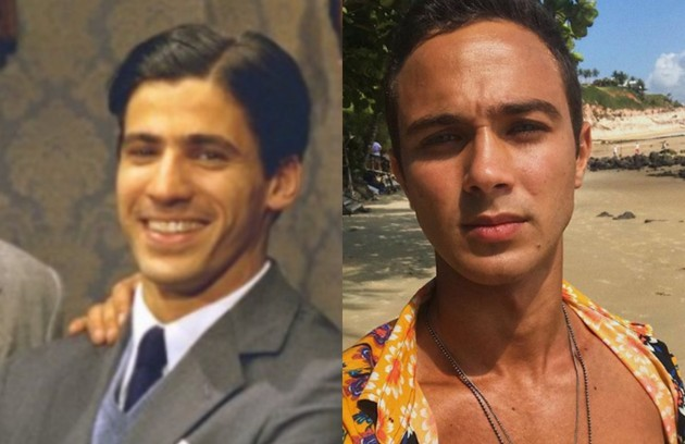 André Luiz Frambach viverá Julinho, filho de Lola. Na versão do SBT, o papel coube a Leonardo Brício (Foto: Renato de Souza / Reprodução Instagram)