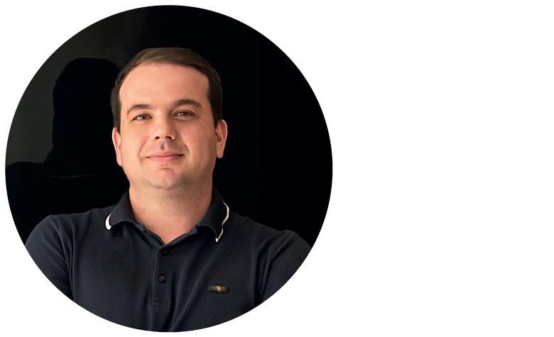 Marcel Grecco, presidente da The Green Hub (Foto: Divulgação)