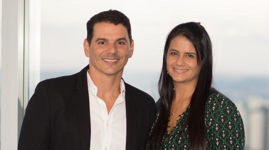 Ricardo e Patrícia Pereira, fundadores da Lavô (Foto: Divulgação)