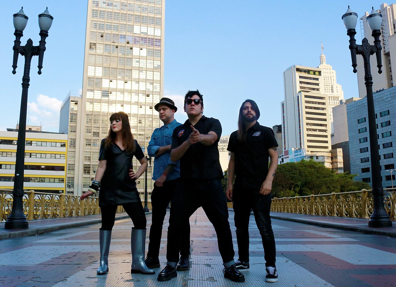 Banda Autoramas lança single em inglês de 'Libido', álbum que sai no Brasil e Europa