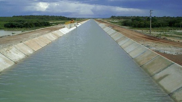 Resultado de imagem para Governo federal investe R$ 1,4 bilhão na transposição do Rio São Francisco...