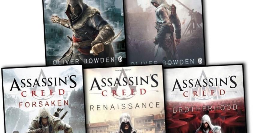 Assassin's Creed: conheça os livros e HQs que complementam a história do jogo