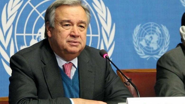 Antonio Guterres_ONU (Foto: Divulgação)