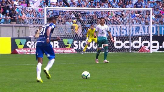 Confira os melhores momentos de Grêmio 3 x 0 Goiás