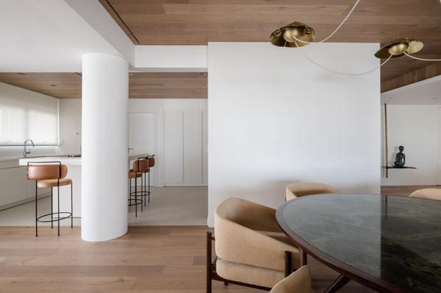 Um apartamento minimalista e atemporal com mobili rio - Mobiliario minimalista ...