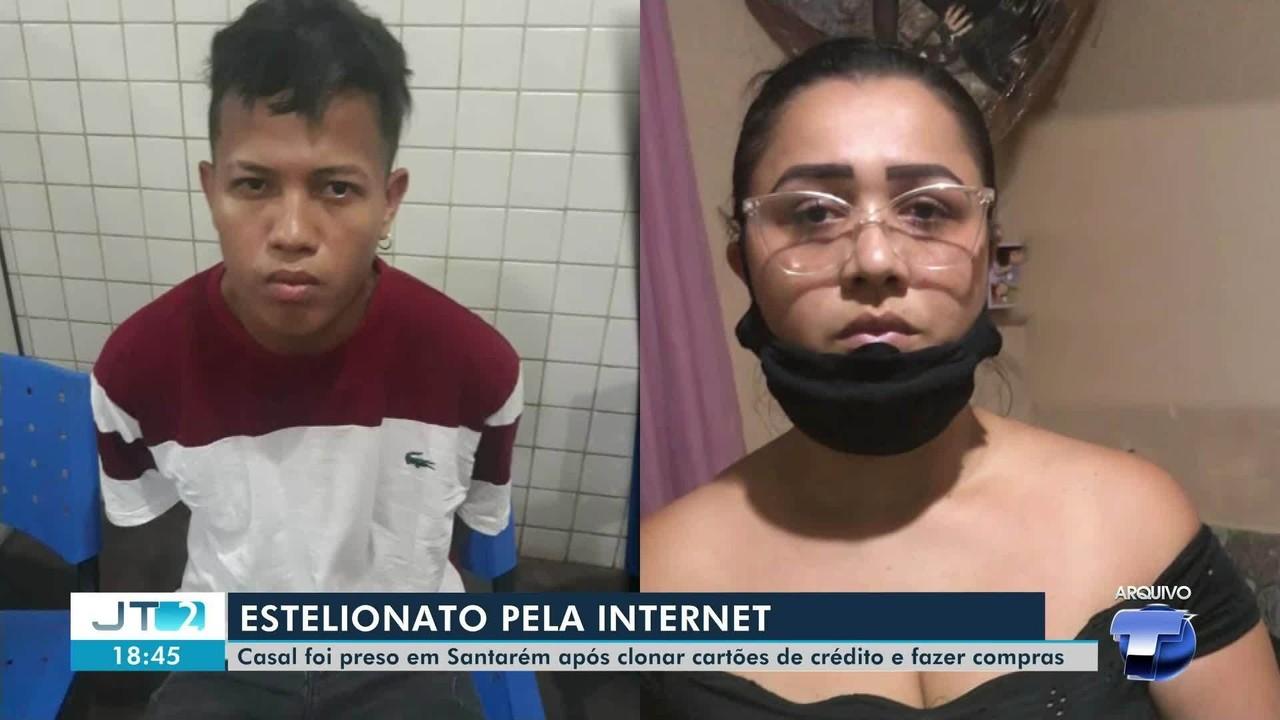 Dupla é presa em Santarém após clonar e fazer compras com cartões de crédito