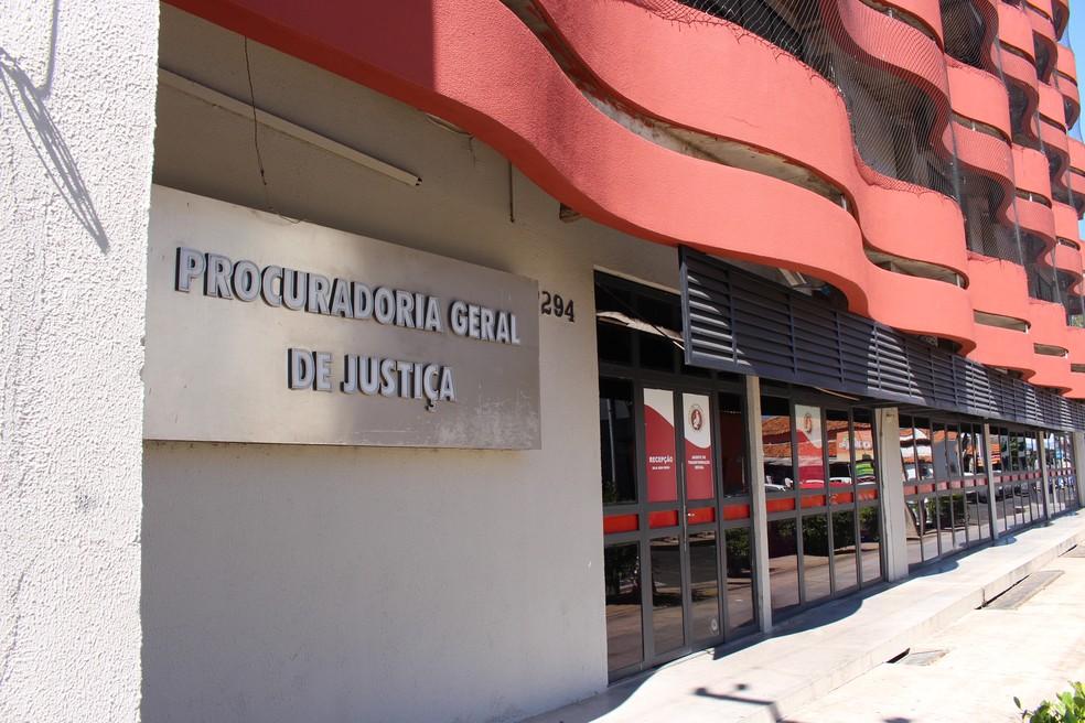 Ministério Público do Piauí - MP-PI — Foto: Fernando Brito/G1